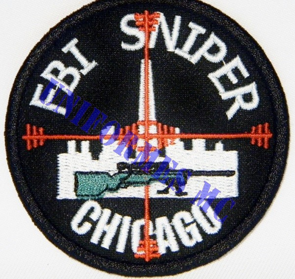 ESCUDO FBI CHICAGO